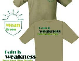 #13 para Mean Green Logo and catchphrase for team shirts de aafsana288