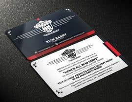 Nro 93 kilpailuun Design some Business Cards käyttäjältä mhtalha3039