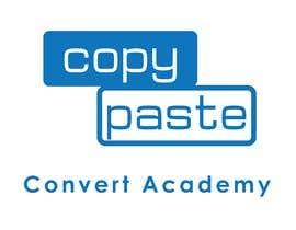 #22 para Create Logo For Copy Paste Convert Academy de Alaamohamed2008