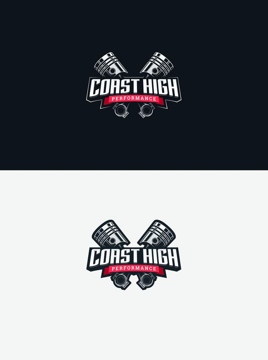 Coast High Performance >> Entry 181 By Thunderpen For Need New Logo For Coast High
