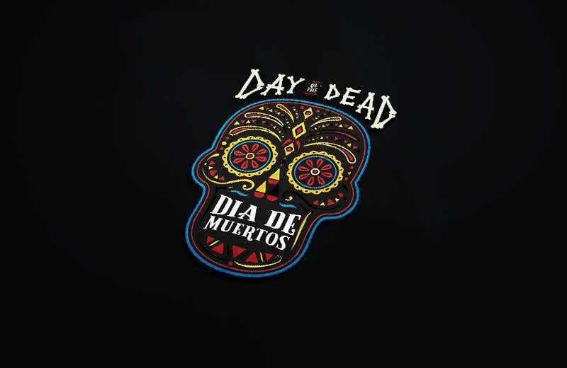 Proposition n°56 du concours Day of the Dead Logo Contest
