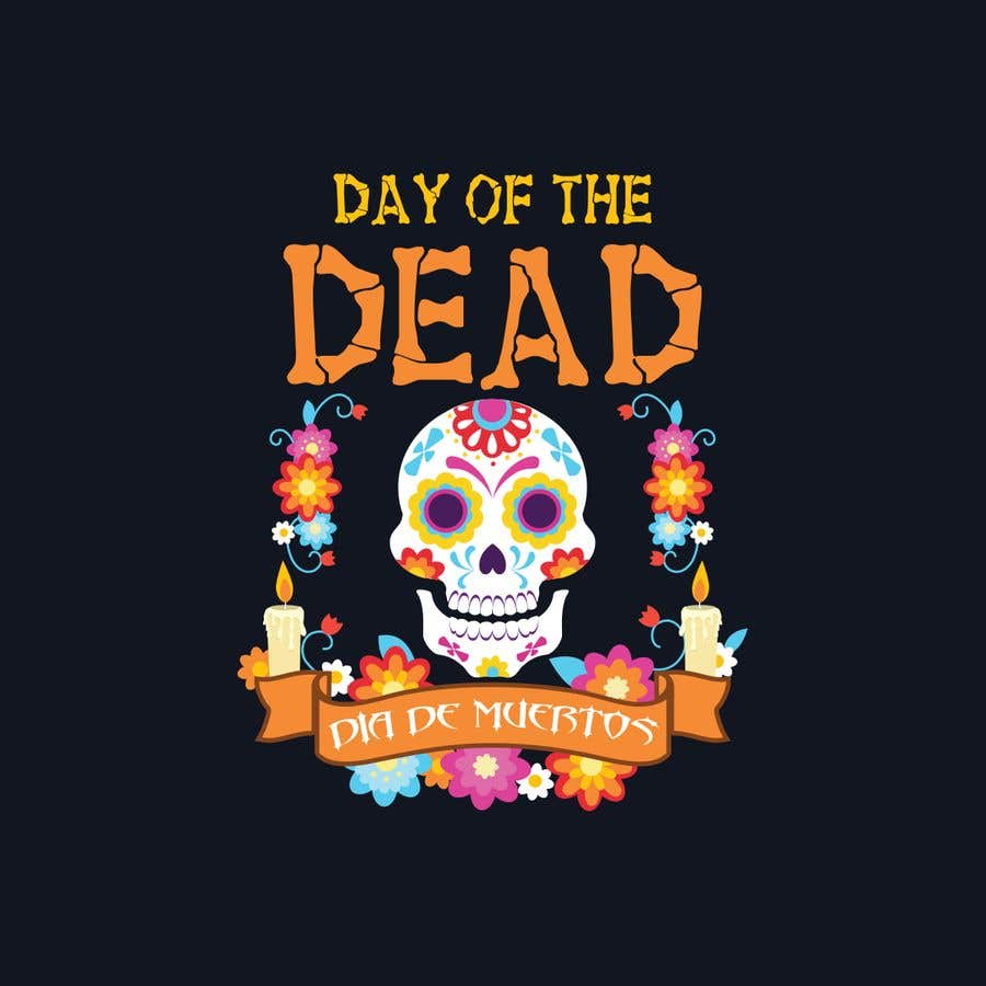 Proposition n°87 du concours Day of the Dead Logo Contest