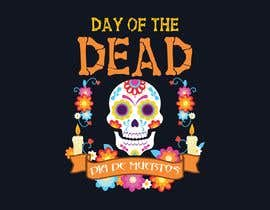 nº 87 pour Day of the Dead Logo Contest par paulsanu222