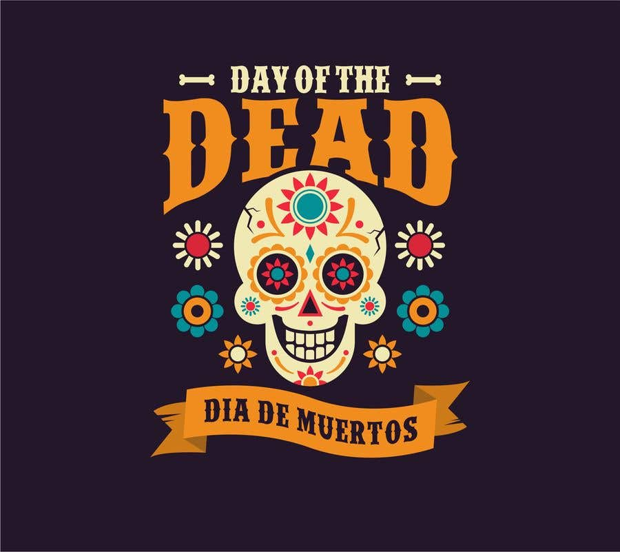 Proposition n°36 du concours Day of the Dead Logo Contest