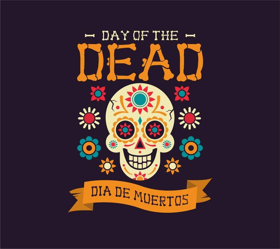 Proposition n°64 du concours Day of the Dead Logo Contest