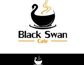 #29 for Black Swan Cafe af mragraphicdesign