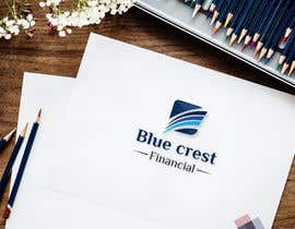 #401 for Blue crest Financial Logo by erenkvrck1000