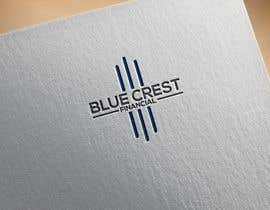 #461 for Blue crest Financial Logo by designerprantu10