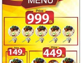 #19 for X-Banner Needed for Restaurant af ajmal32150