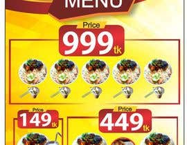 #20 for X-Banner Needed for Restaurant af ajmal32150
