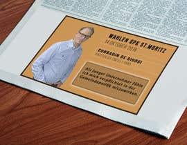 #190 for Ad for newspaper af shams320
