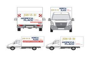 #32 untuk I am looking for a nice design for our company van oleh h7ussien