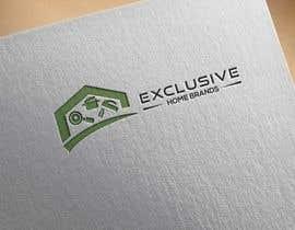 #58 para Design Logo for Exclusive Home Brands de tapos7737