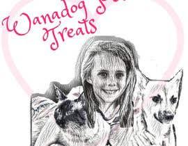 Nro 44 kilpailuun Logo for Wanadog Pet Treats käyttäjältä ladyailiken