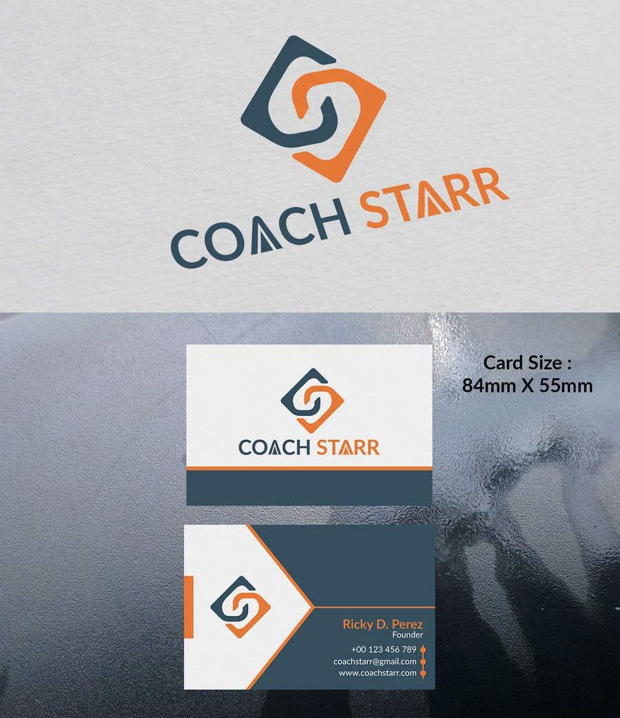 Entry 301 By Mosharaf186 For Custom Logo Business Card Design