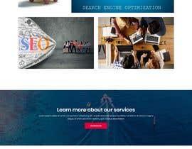 nº 34 pour Design  a Website Mockup par vladagru