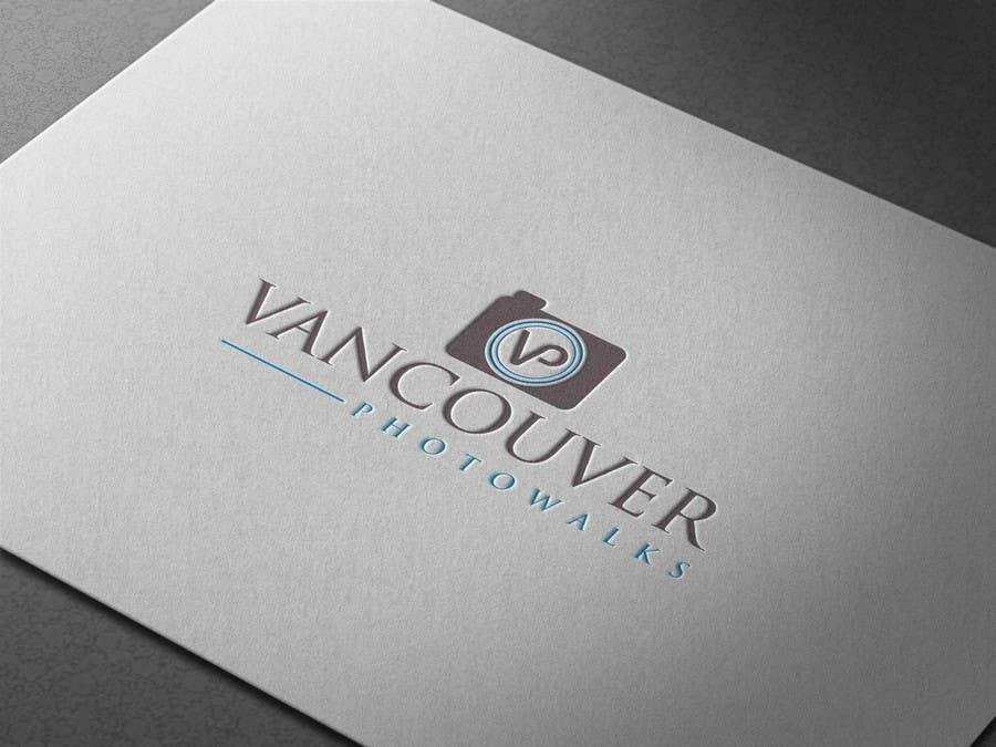 Penyertaan Peraduan #                                        32                                      untuk                                         Design a Logo for Vancouver Photowalks