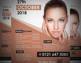 #86 untuk Skin Clinic Open Day Poster and Banner oleh anindyadas7