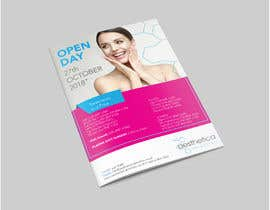 #63 untuk Skin Clinic Open Day Poster and Banner oleh DesignIstanbul
