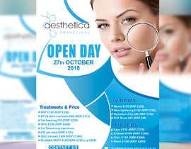 #144 untuk Skin Clinic Open Day Poster and Banner oleh MAHMOUD828