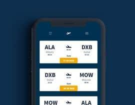 Nro 28 kilpailuun Design travel agency app käyttäjältä Samuelbiros