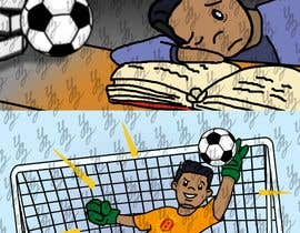nº 5 pour 2 cartoon illustrations par YilanZeper