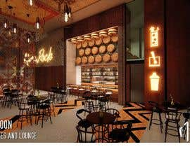 #9 for 3D design and walk through of bar concept by AC3Designe