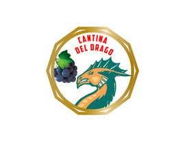 """#7 for Realizzazione logo """"Cantina del Drago"""" by mdabdulkader2018"""