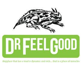 #57 para Logo Design for Dr Feel Good por LaurentM