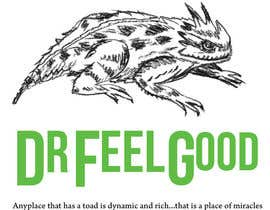 #54 untuk Logo Design for Dr Feel Good oleh LaurentM