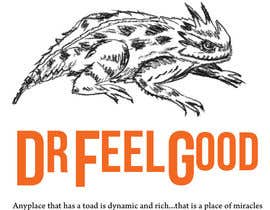 #55 untuk Logo Design for Dr Feel Good oleh LaurentM