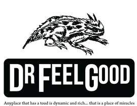#56 untuk Logo Design for Dr Feel Good oleh LaurentM