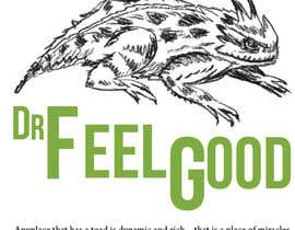#53 untuk Logo Design for Dr Feel Good oleh LaurentM