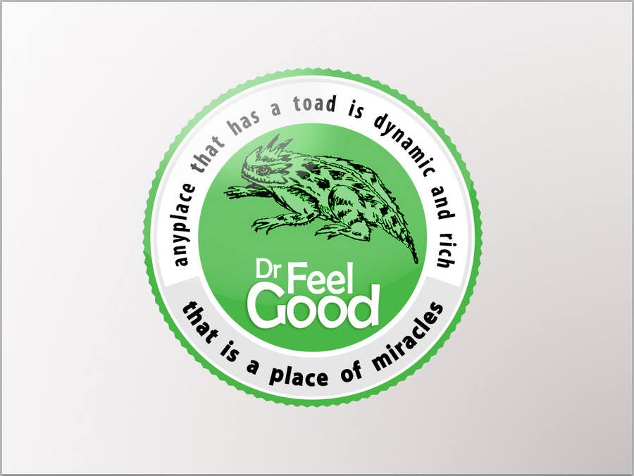Contest Entry #                                        60                                      for                                         Logo Design for Dr Feel Good