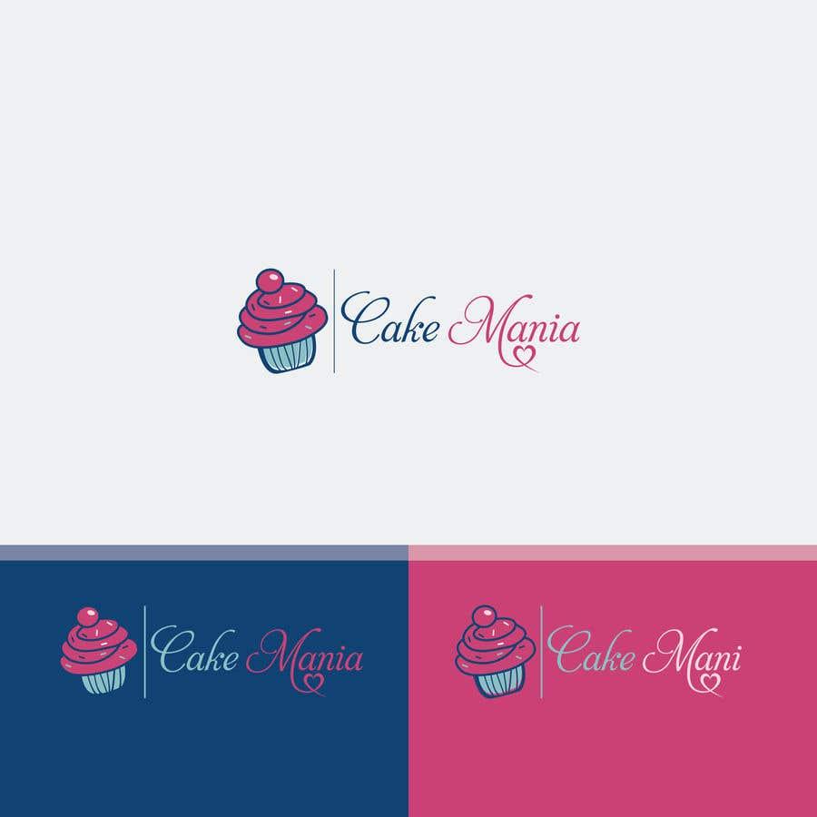 Contest Entry #10 for Logo for Cake recipe site