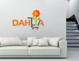 #63 for Design logo for DAHLIA by logoworld24