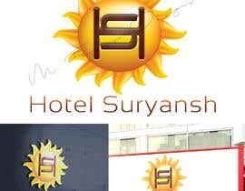 #26 для Design a Hotel Logo and letter head от maieshathompson