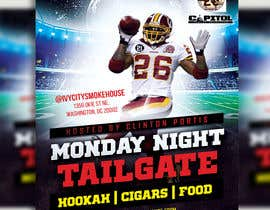 #45 cho Monday Night Tailgate Hosted By Clinton Portis bởi sabuj29