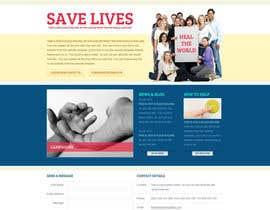 #22 untuk Website for Non Profit Layout oleh hafizzarr