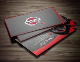 #358 para Business Card Design Contest de shimulh