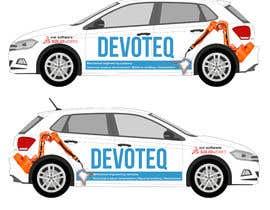 Nro 15 kilpailuun Car sticker design engineering company käyttäjältä TheFaisal