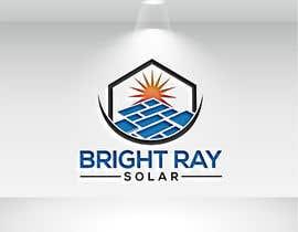 Nro 68 kilpailuun Company Logo for Bright Ray Solar käyttäjältä artstudio6136