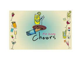 nº 118 pour Logo Design for Cheers! par geisharts