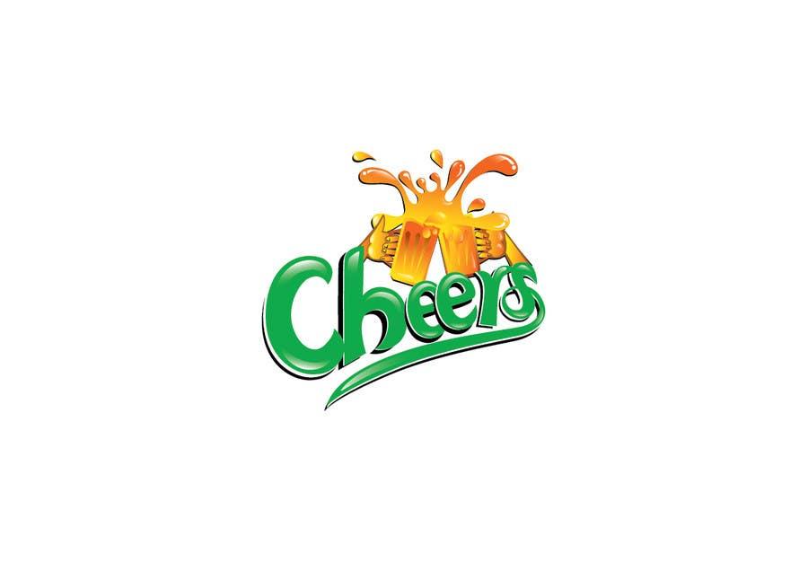 Inscrição nº 96 do Concurso para Logo Design for Cheers!