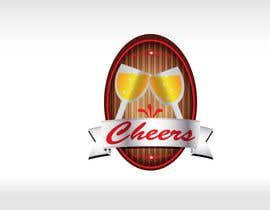 nº 138 pour Logo Design for Cheers! par pupster321
