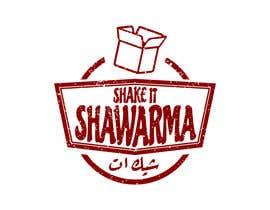 #109 pentru Logo for shawarma restaurant de către carolingaber