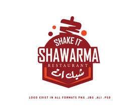 #115 pentru Logo for shawarma restaurant de către mohamedmoham