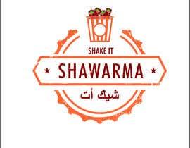 #98 pentru Logo for shawarma restaurant de către isholalateefgrap