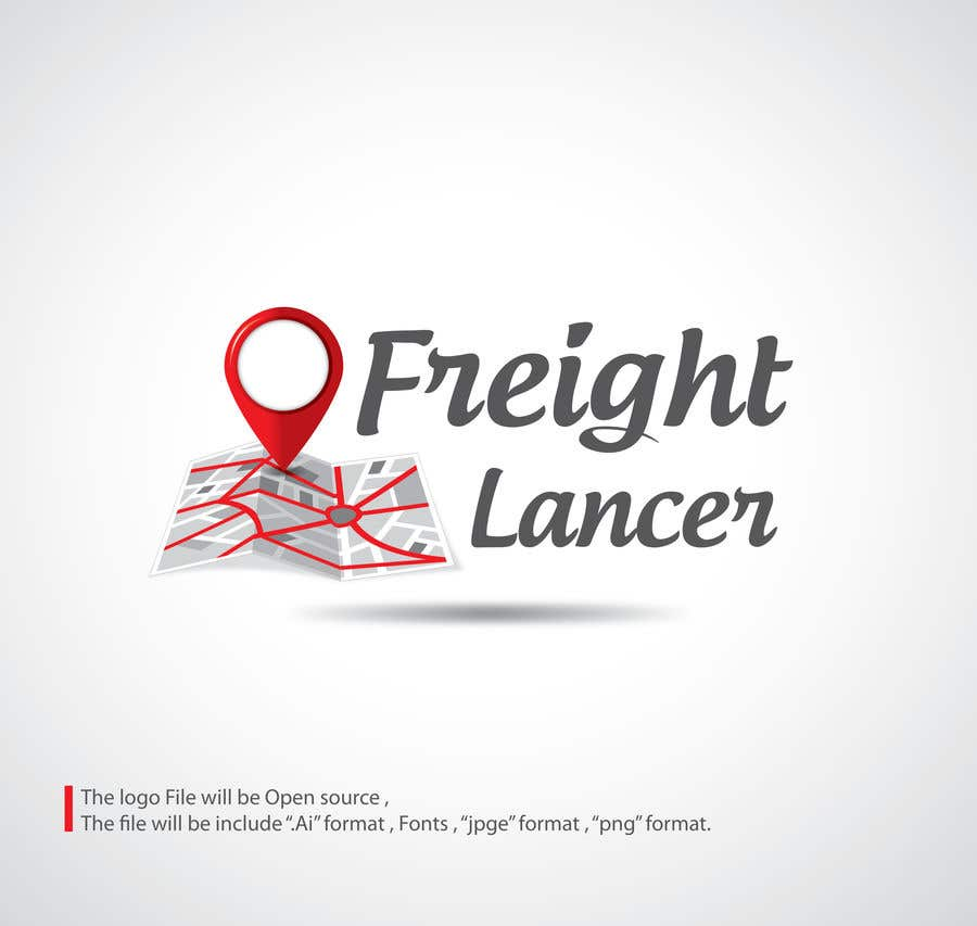 Entry #835 by Zerooadv for Logo for an uber for freight company