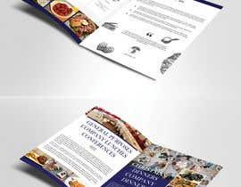 #23 for Design a restaurant brochure by kkrarg